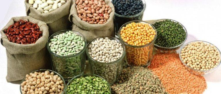 как хранить зерно дома