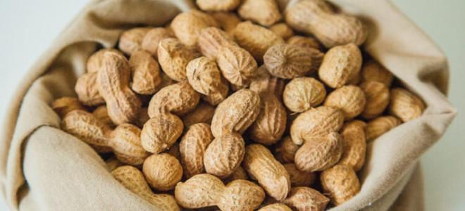 хранение арахиса