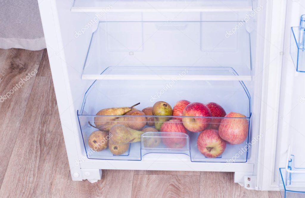хранение груш в холодильнике