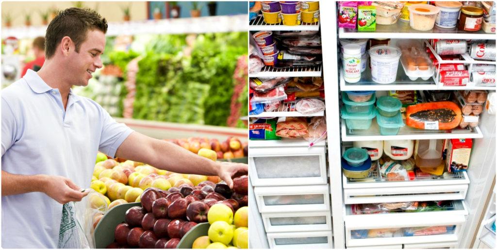 Как хранить фрукты в холодильнике