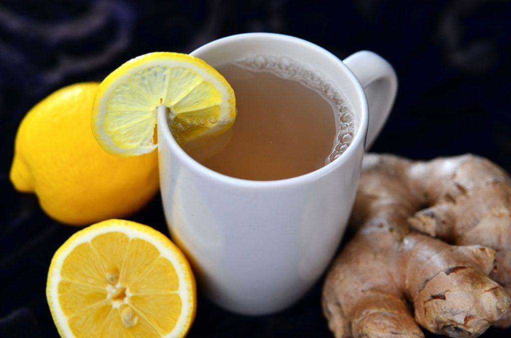 имбирь для чая