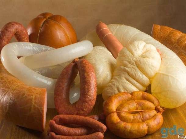 хранение оболочек для колбас