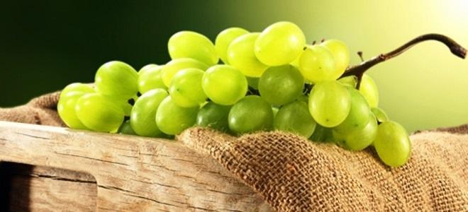 готовим грозди винограда к хранению