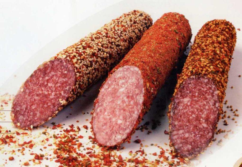 хранение сыровяленой колбасы