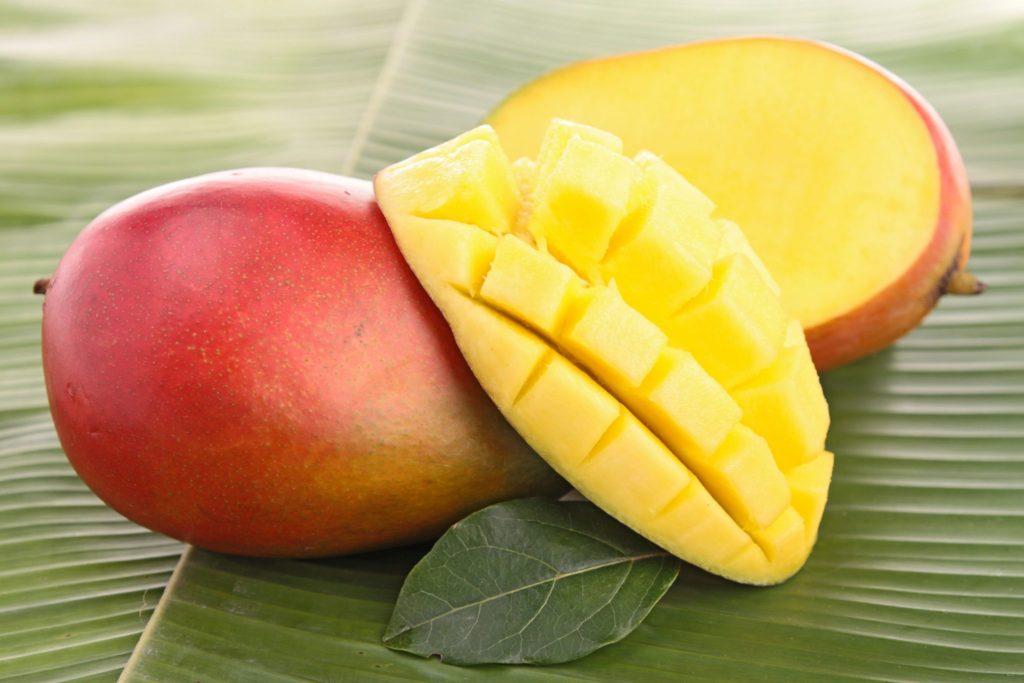как сохранить манго