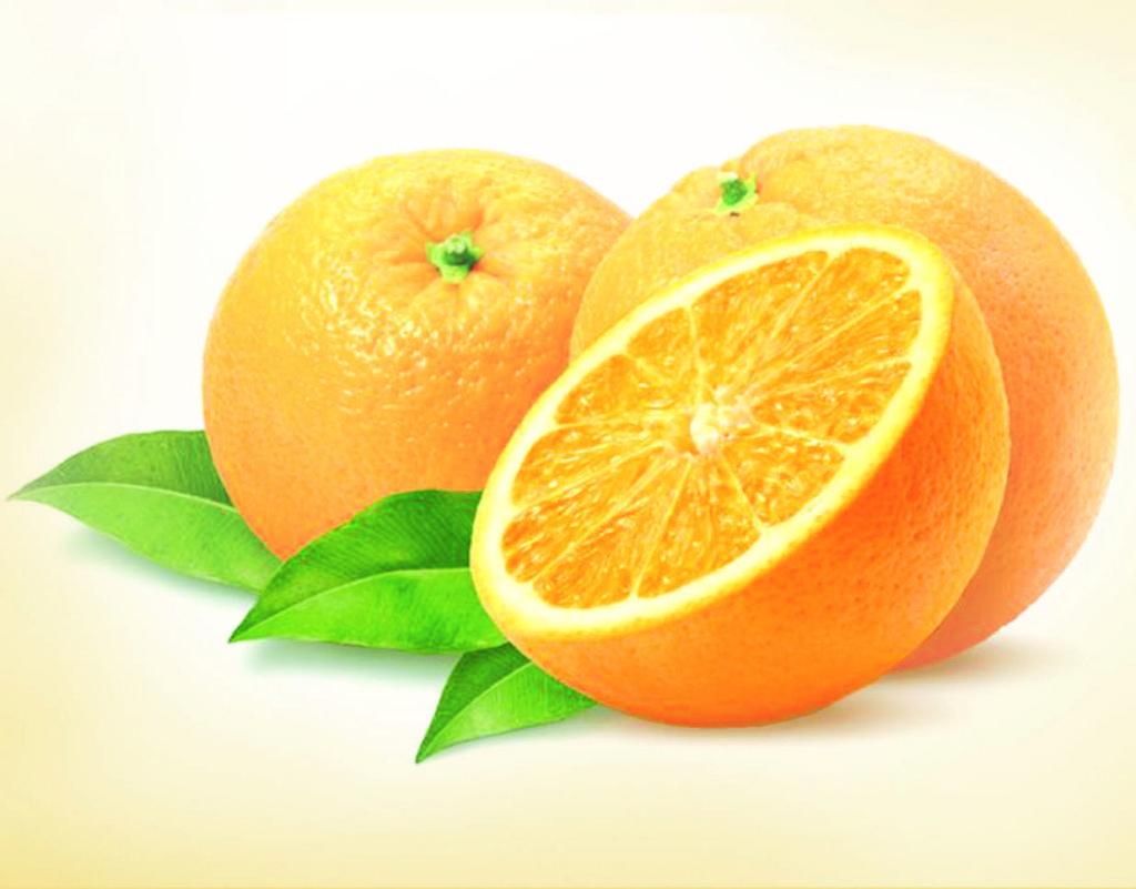 хранение апельсин