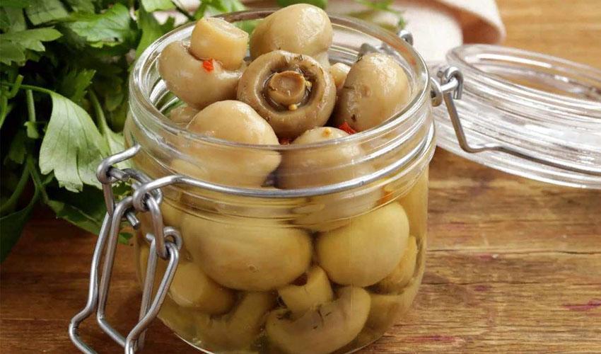 как сохранить грибы маринованные
