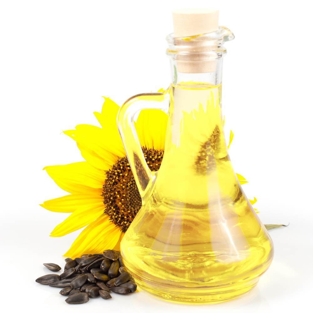 хранение подслонечного масла
