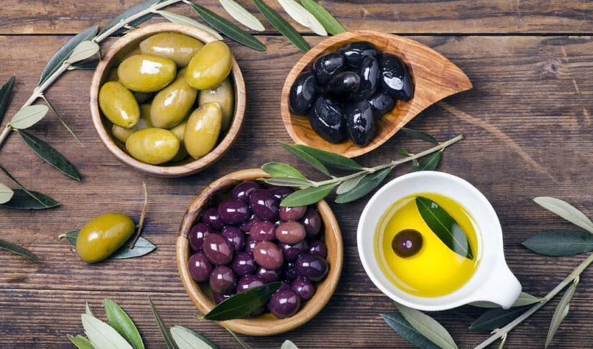 как хранить маслины