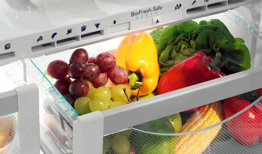 как сохранить перец в холодильнике