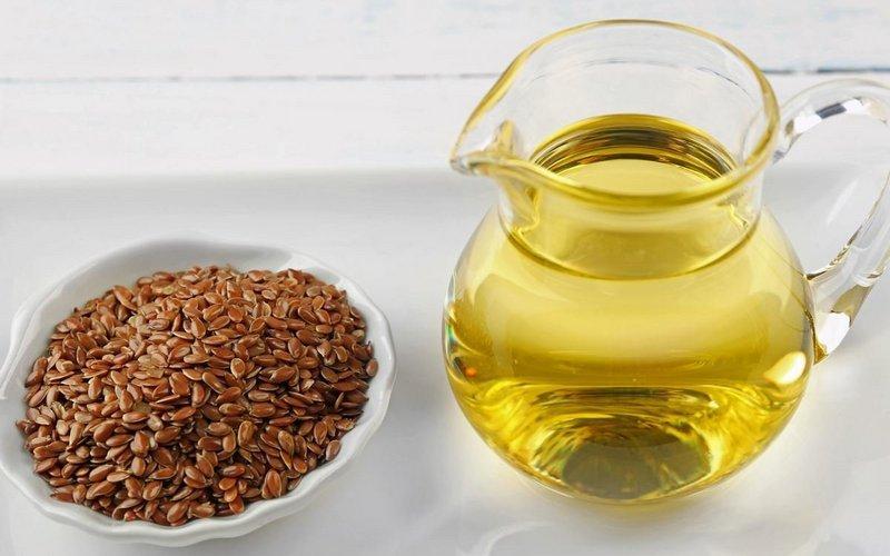 как сохранить льняное масло