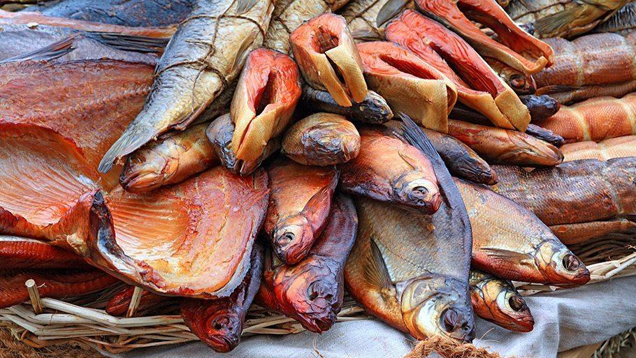 как сохранить копченую рыбу