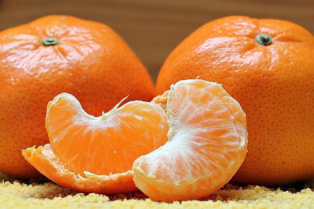 хранение мандарин