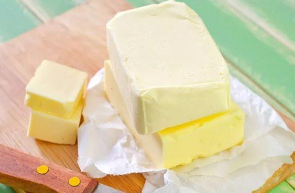 хранение сливочного масла в холодильнике