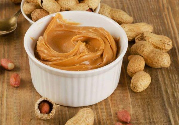 как хранить арахисовую пасту