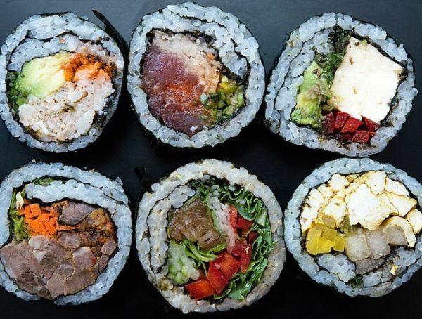 сколько можно хранить суши