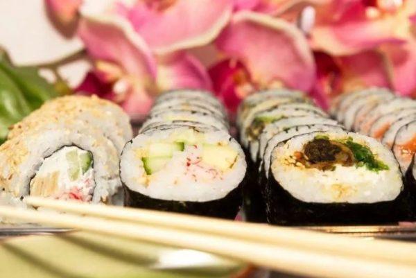хранение суши