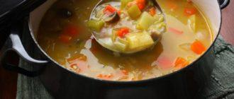 сколько хранить суп