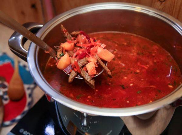 срок хранения супов