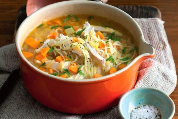 сколько хранить суп в холодильнике