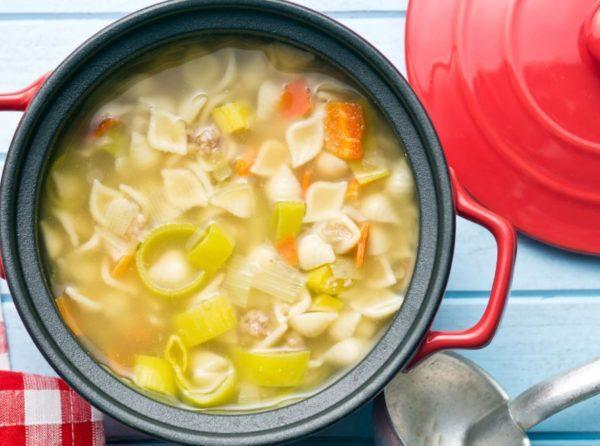 сколько можно хранить суп