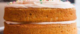 сколько хранить торт
