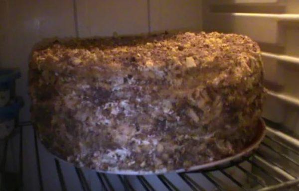 хранение тортов