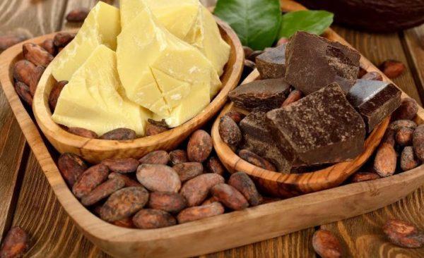 как хранить какао масло
