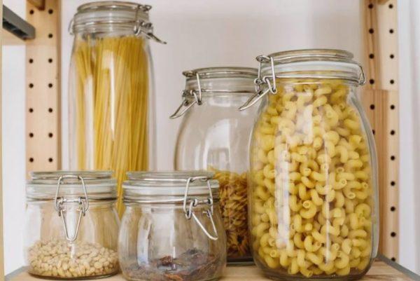 Правильное хранение макаронных изделий