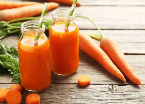 Срок хранения свежевыжатого морковного сока