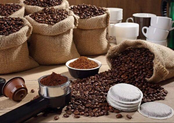Хранение кофейных зёрен различными способами